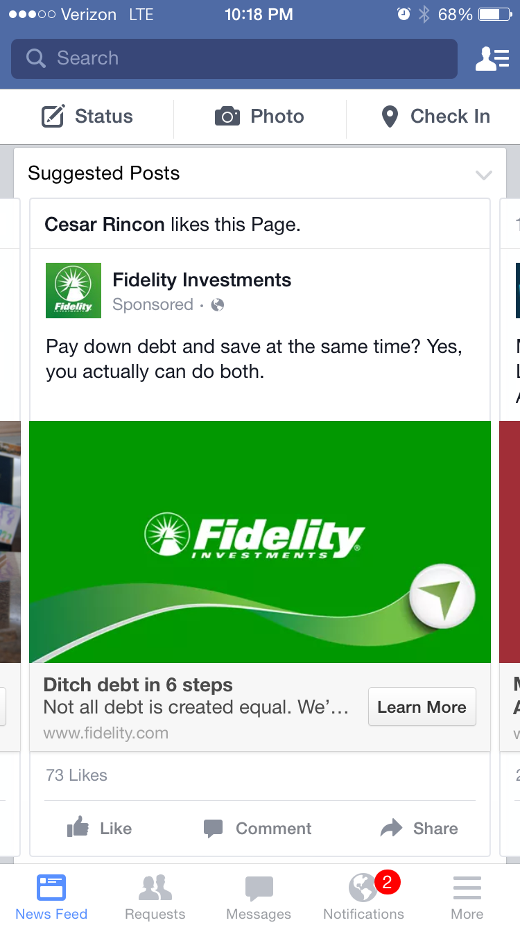 Fidelity-Facebook-Ad
