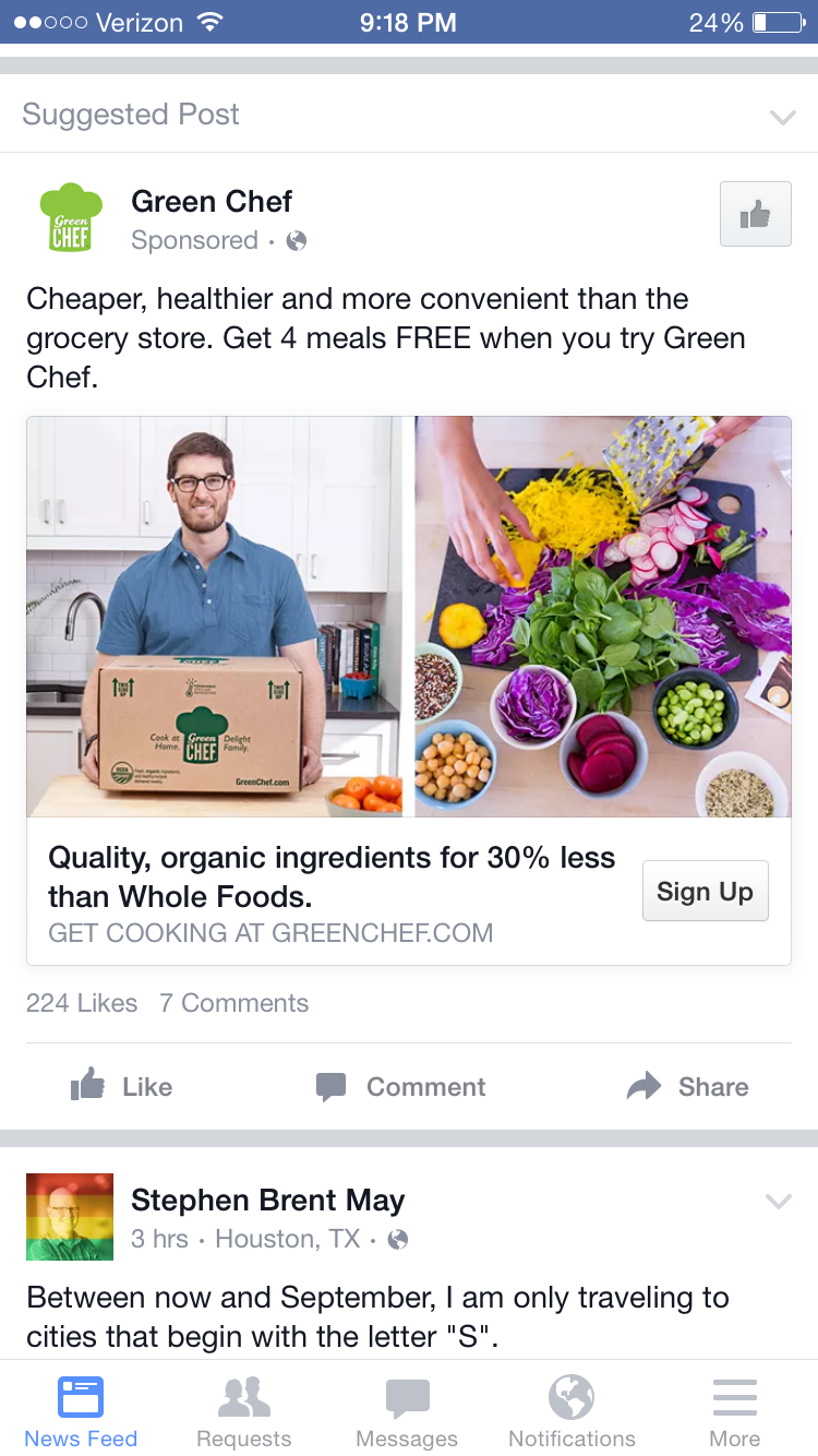 Green-Chef-Facebook-Ad